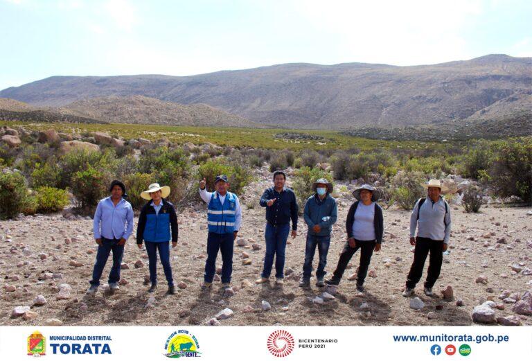 SIEMBRA Y COSECHA DE AGUA SERA UNA ALTERNATIVA PARA ATENDER LA DEMANDA HIDRICA EN SECTORES AGRICOLAS DE MIMILAQUE, JAGUAY Y OTROS.